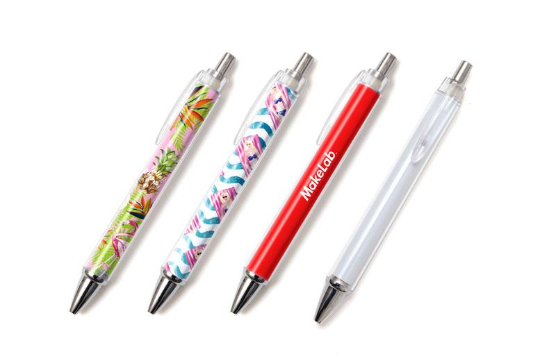 名入れボールペンのオリジナルグッズを1個から製作