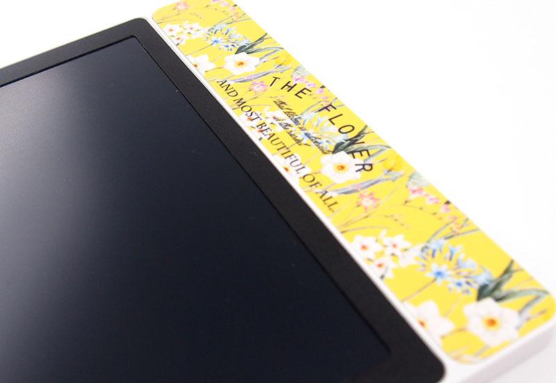 高品質フルカラー印刷ができる電子メモパッド