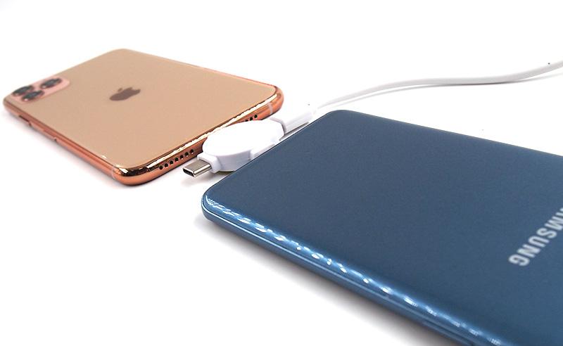 充電や通信がスマートに。様々な機器に対応