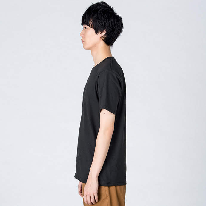 Tシャツ 男性 サイド