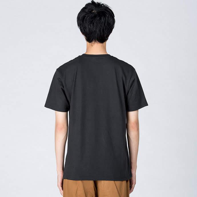 Tシャツ 男性 バック