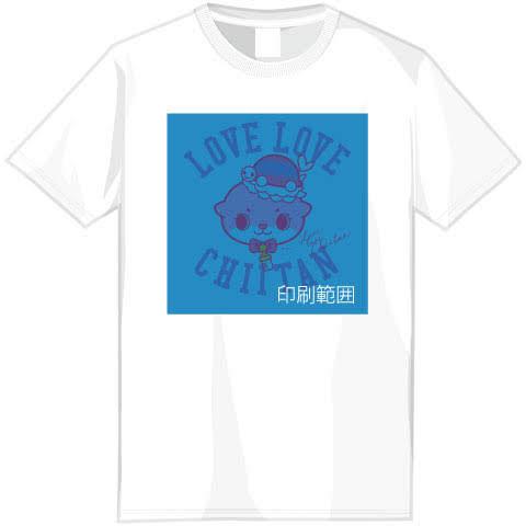 オリジナルTシャツ 印刷範囲 説明