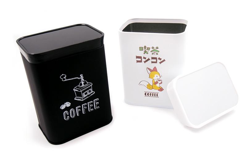 キャニスター缶のオリジナル印刷・プリント️
