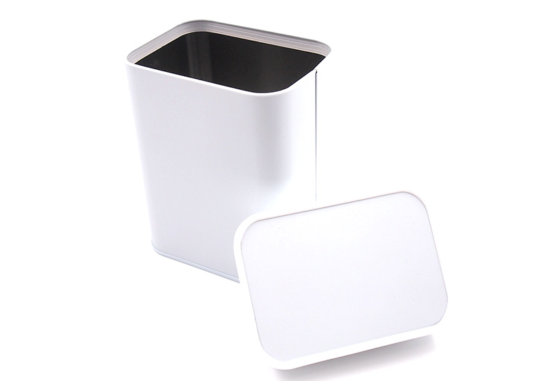 高い防湿性を発揮する独自のリング缶構造