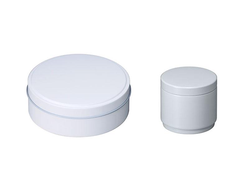 缶ケースは2種類からご用意しております。