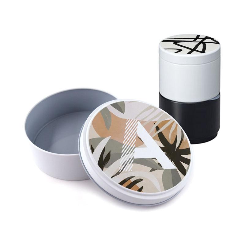オリジナル缶ケースのオリジナル印刷・プリント