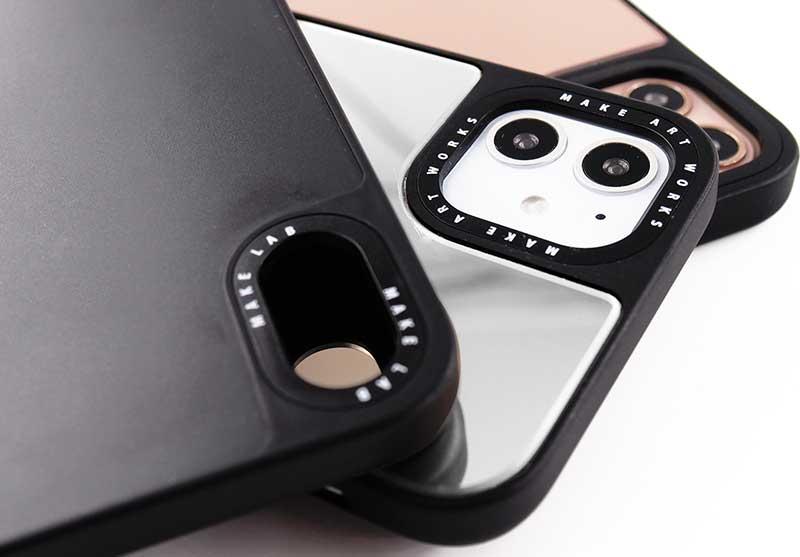 デザインカスタムも可能なカメラホール